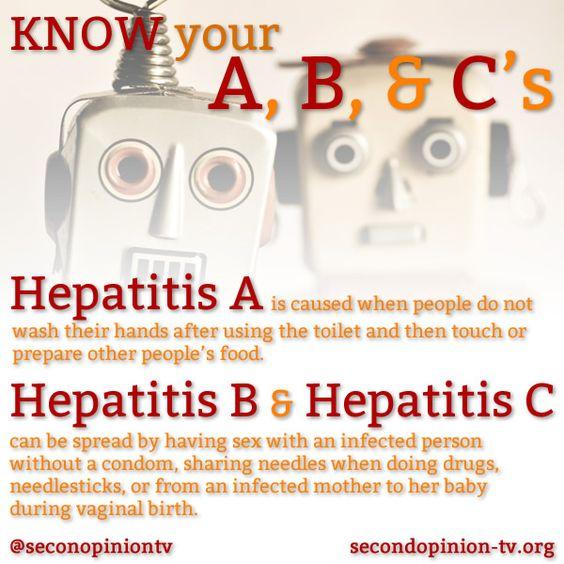 Hepatitis B Transmitted Sexually