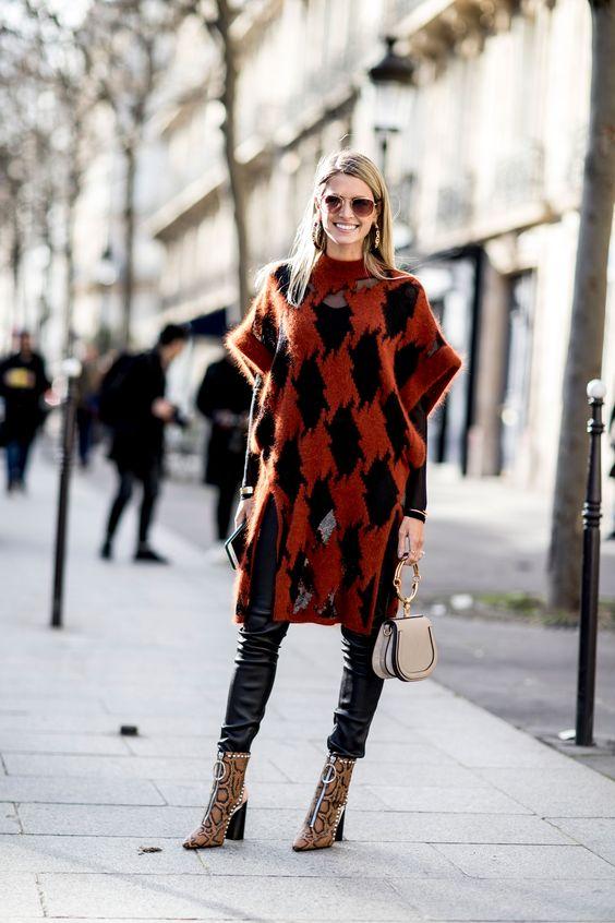 Paris Fashion Week Fall 2017 Street Style Day 3 - The Impression