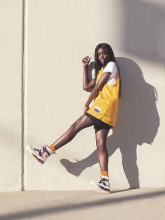 Style the Explorer with an oversized jersey to rock all