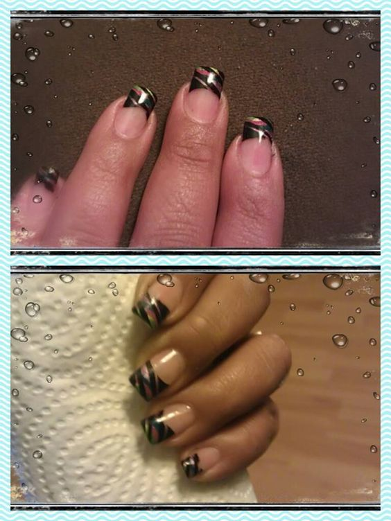 Nails by Nadine from www.nageldesign-galerie.de