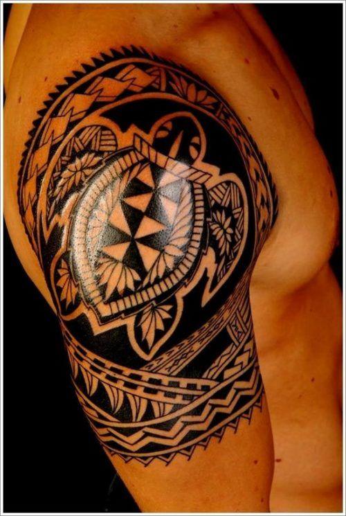 Tatuaje De Varios Tribales En El Brazo Tatuajes De Tribales By Tatuajes Tribales Para Hombres Y 85 Im 225 G Tribal Tattoos For Men Hawaiian Tattoo Maori Tattoo