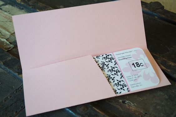 Social Salutations: Boarding Pass Invites and Luggage Tag Favors