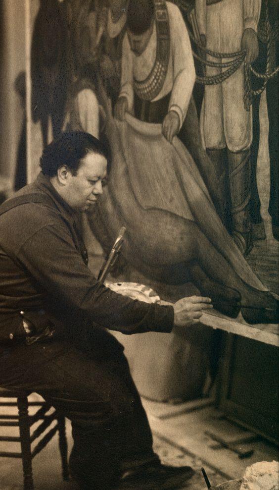 Diego Rivera:   Special Exhibition Site