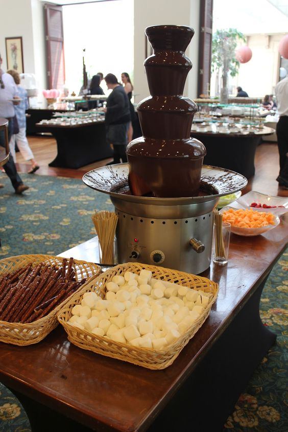 Chocolate Brunch in Boston (it exists!)