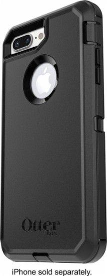 OtterBox - Defender Series Case for Apple® iPhone® 7 Plus - Black @ mcglobalmall.com