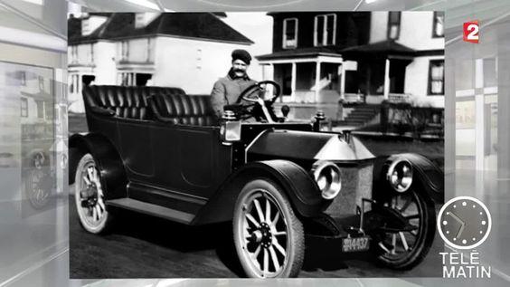 Mémoires - Louis Chevrolet, une légende de l'automobile