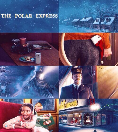 Polar express pt1. Fave Christmas movie