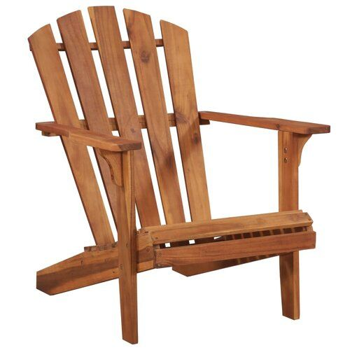 House Of Hampton Truby Adirondack Chair Wood Adirondack Chairs