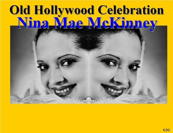 Nina Mae McKinney Old Hollywood Celebration
