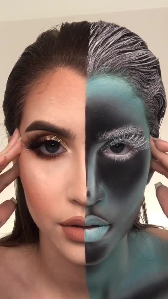 Pin Oleh Liam Smith Di Halloween Produk Makeup