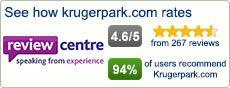 Full map of the Kruger National Park| krugerpark.com