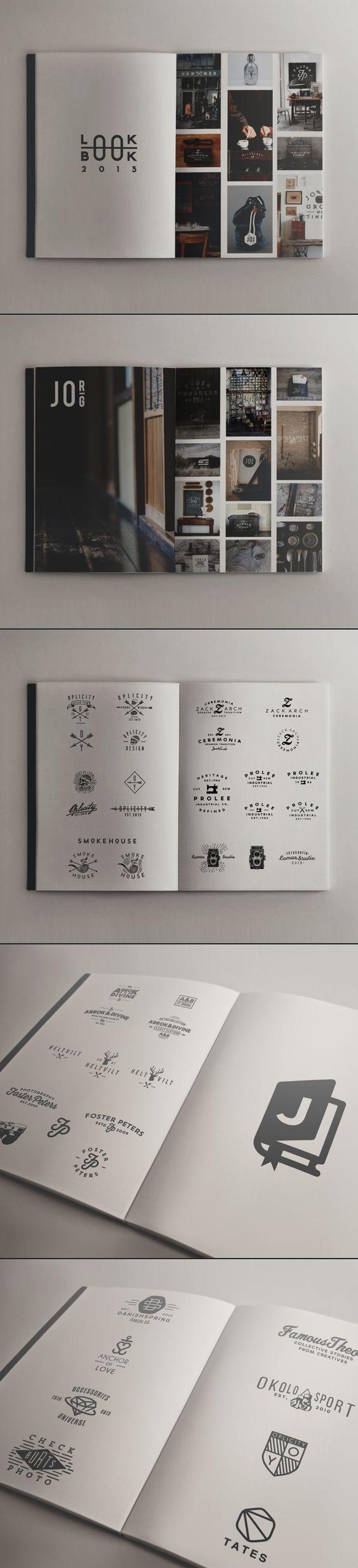 Lookbook 2013 by Jorgen Grotdal on Behance