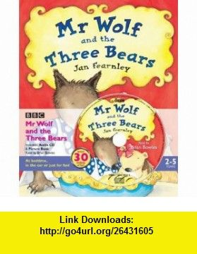 Mr. Wolf and the Three Bears (Book  CD) (9781844405435) Jan Fearnley , ISBN-10: 1844405435  , ISBN-13: 978-1844405435 ,  , tutorials , pdf , ebook , torrent , downloads , rapidshare , filesonic , hotfile , megaupload , fileserve