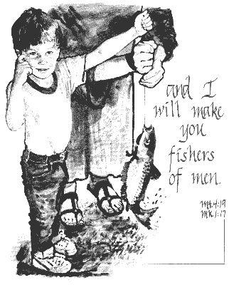 fishers_of_men_400  Free clip art