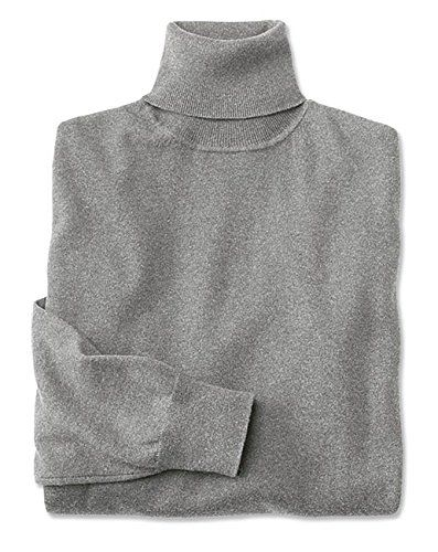 Mega Shop | Orvis Men's Cotton/Silk/Cashmere Turtleneck