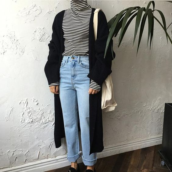 Outer seperti ini bakal membuat penampilan kamu lebih fashionable Teens! (dok. pinterest)