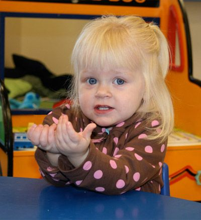 Toddlers Individual Care at The Peanut Gallery