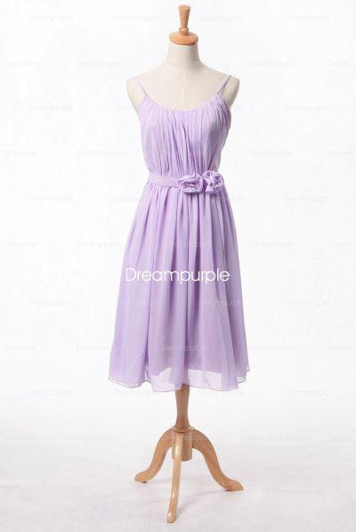 Lilac Jr Bridesmaid Dresses 92
