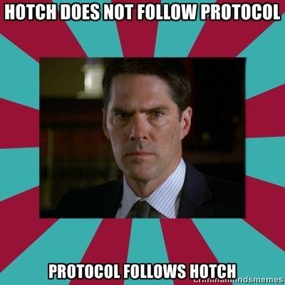 #HotchIsTheBest
