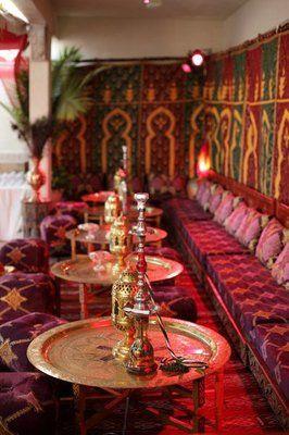 Hookah Lounge area | Yelp