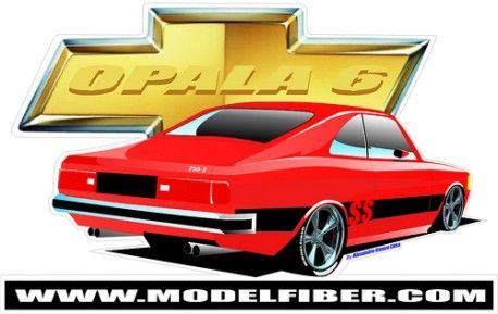 Chevrolet Opala 1982