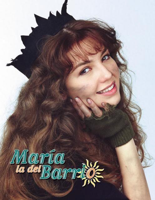 Maria la del barrio 1996
