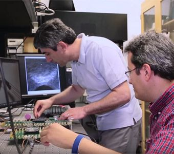 A Way to Your Heart? GA Tech researchers building single-chip imaging system