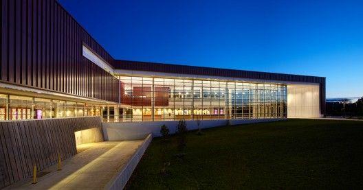 Central de la Universidad Michigan – Centro de Eventos / SmithGroupJJR