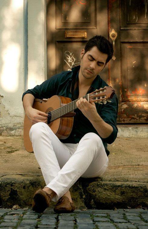 Miloš Karadaglic - classical guitarist from Montenegro