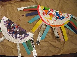 New Year's Eve Noisemaker Craft for Kids