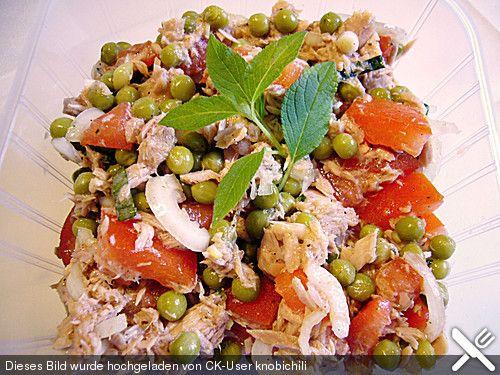 Illes leichter und leckerer Thunfisch - Tomaten - Salat, ein leckeres Rezept aus der Kategorie Raffiniert & preiswert. Bewertungen: 77. Durchschnitt: Ø 4,4.