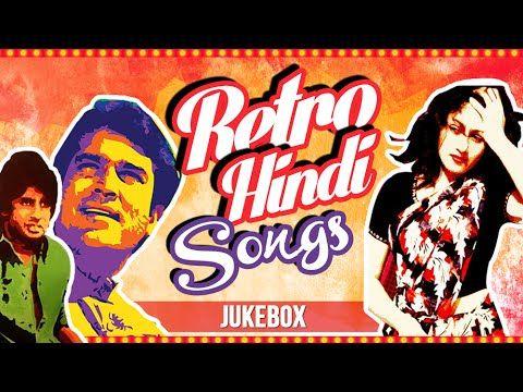 Retro Hindi Songs Jukebox Hit Old Bollywood Songs Collection Youtube In 2020 Old Bollywood Songs Bollywood Songs Songs New bollywood songs collection 2017 | jukebox. pinterest