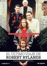 El Último viaje de Robert Rylands (1996) España. Dir.: Gracia Querejeta. Drama – DVD CINE 1758