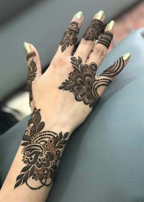 صور نقش الحناء Mehndi Designs Best Mehndi Designs Latest Mehndi Designs