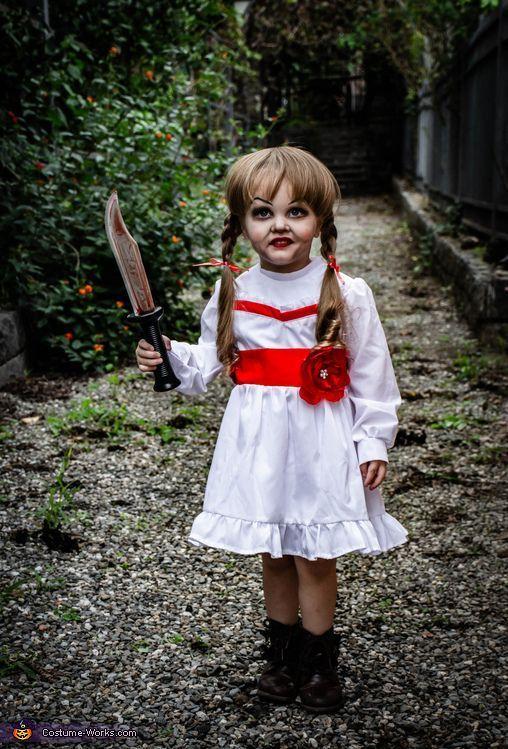 40 Best Unique Kids Halloween Costumes That You Have To See In 2020 Halloween Costumes For Girls Unique Kids Halloween Costume Scary Kids Halloween Costumes