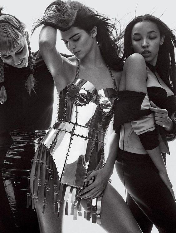 Kendall Jenner - Vogue norte-americana