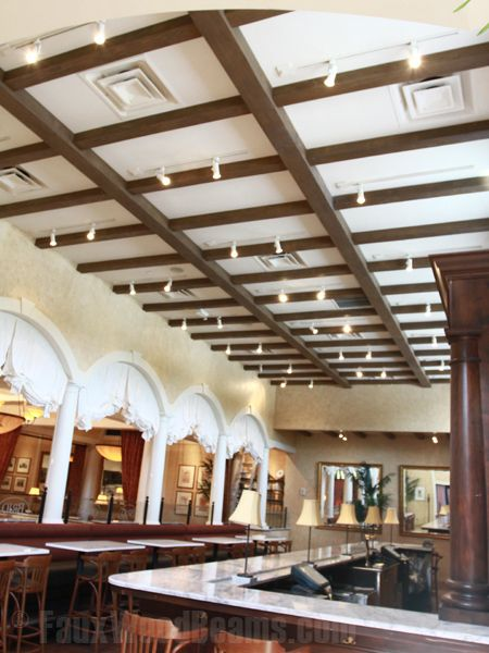 Magnificent Faux Wood Beams Interior Materials Pinterest Church Design Largest Home Design Picture Inspirations Pitcheantrous