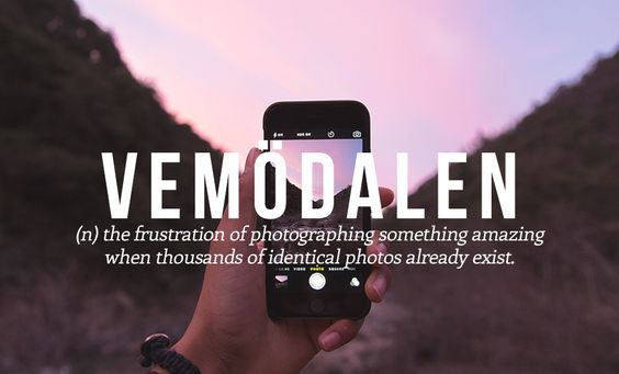 23 Perfect Words For Emotions You Never Realised Anyone Else Felt: