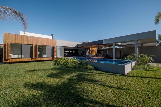 Casa do Laranjal / Rmk! Arquitetura