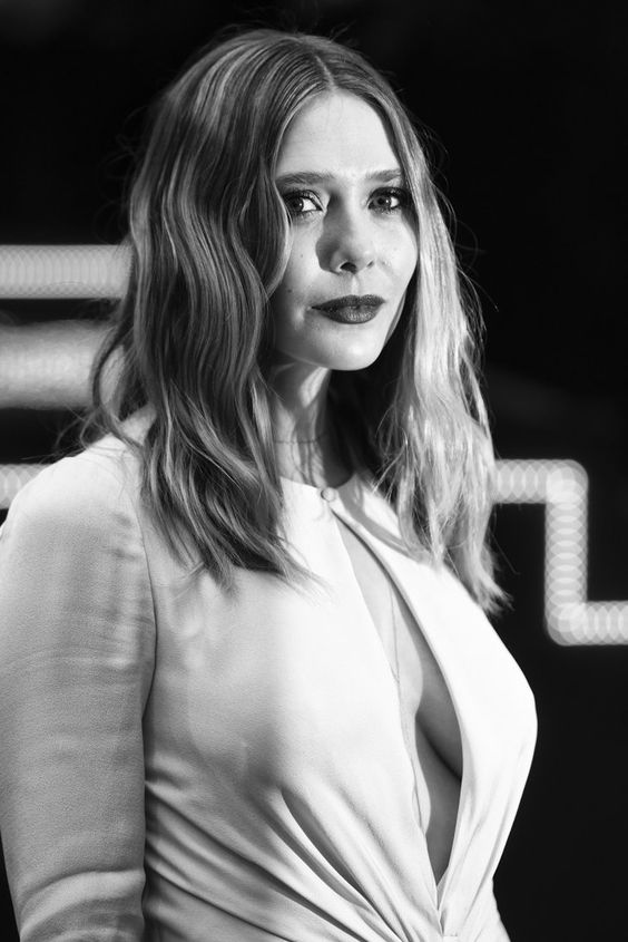 Pin for Later: The Cast of Captain America: Civil War Look Even Better in Black and White