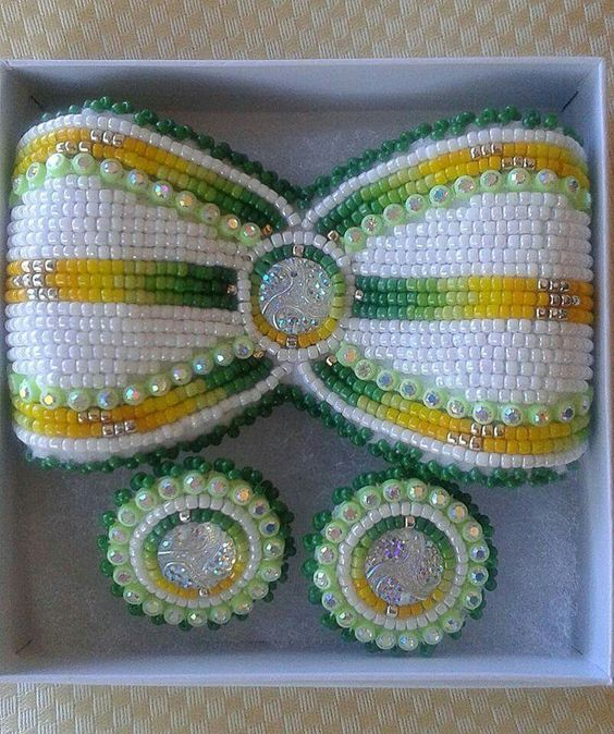 Choctaw Beads: Pin By Jojo Camp On Lovely Beadwork Artists