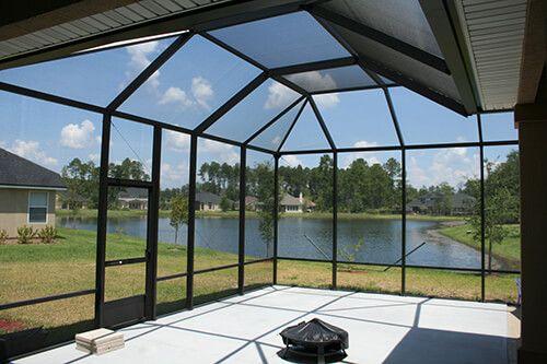 Affordable Quality Screen Rooms In Jacksonville Fl Orange Park