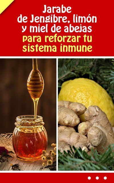 Cura La Tos Definitivamente Con Este Remedio Casero De Miel Y Jengibre In 2021 Natural Remedies Healthy Health