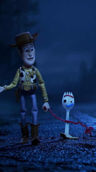 Toy Story 4, Woody and Forky, 8K,7680x4320, Wallpaper