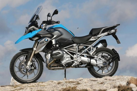 BMW R 1200 GS Blue
