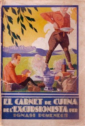 Ignasi Domènech. (1874-1856) Manresa, dedicà la seva vida a la difusió de la cuina i la gastronomia. Després d'un primer període d'aprenentatge a la fonda familiar Cal Nasi va treballar a Barcelona, a Burgos i a Madrid. Als anys 20, treballar  a les millors cuines del moment, conegué a Escoffier, el gran cuiner de l'època. Va compaginar la cuina amb la docència, va fundar la primera Acadèmia de Cuina del país. Ens ha legat més de 30 llibres.