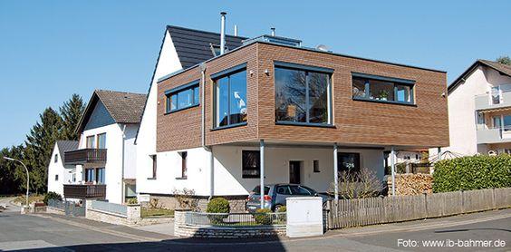 Anbau #Satteldach Architektur und Häuser Pinterest - haus renovierung altbau london wird vier reihenhauser verwandelt
