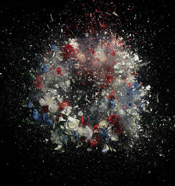 Ori Gersht - Blow up