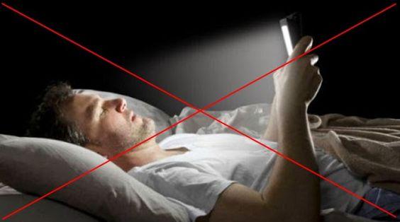 TU SALUD Y BIENESTAR : ATENCIÓN: Esto es lo que la luz del teléfono hace ...