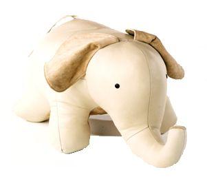Leather Elephant Ottoman Handmade In Canada 260 Www